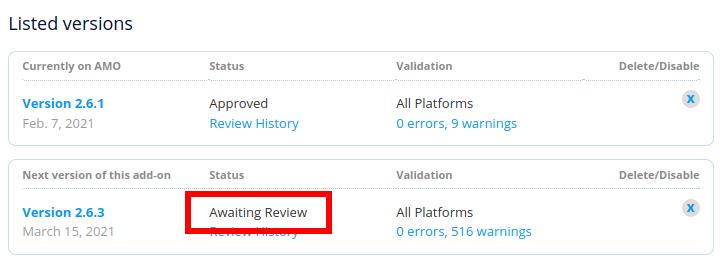 Char errors