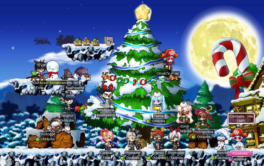 Goofy-mode screenshot I took shortly after the original screenshot