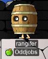 rangifer in barrel