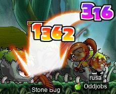 rusa vs. stone buggos