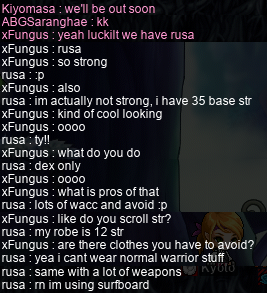 rusa is not strong