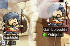 hashishi and Gambolpuddy being sex icons