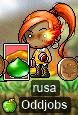 Orange Mushroom card get!