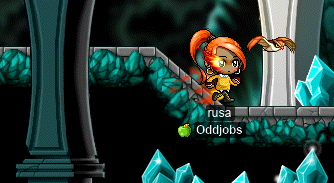 rusa going to beat up Dances With Balrog